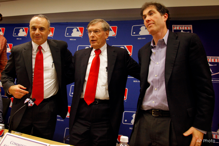 Defending Bug Selig Labor Peace