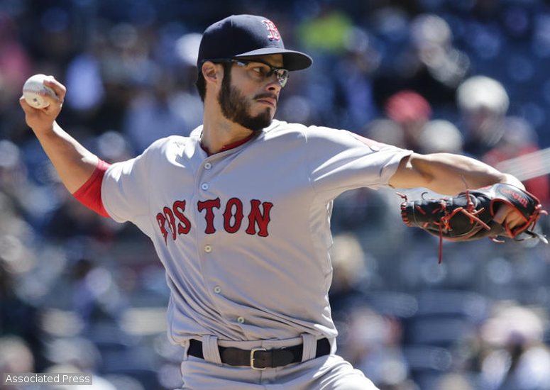 Joe Kelly Pitch Useage and Counts Feat IMG