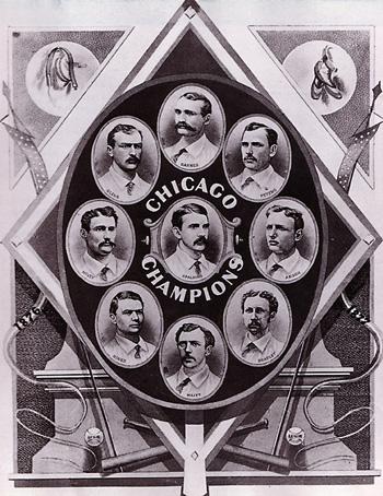 1876 Chicago White Stockings