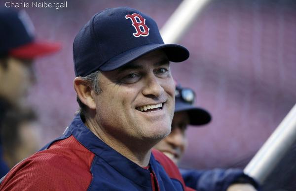 Red Sox Skipper John Farrell
