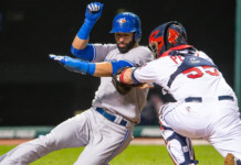 Toronto Blue Jays vs Cleveland Indians ALCS