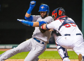 Toronto Blue Jays vs Cleveland Indians ALCS