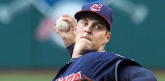 Cleveland Indians Trevor Bauer