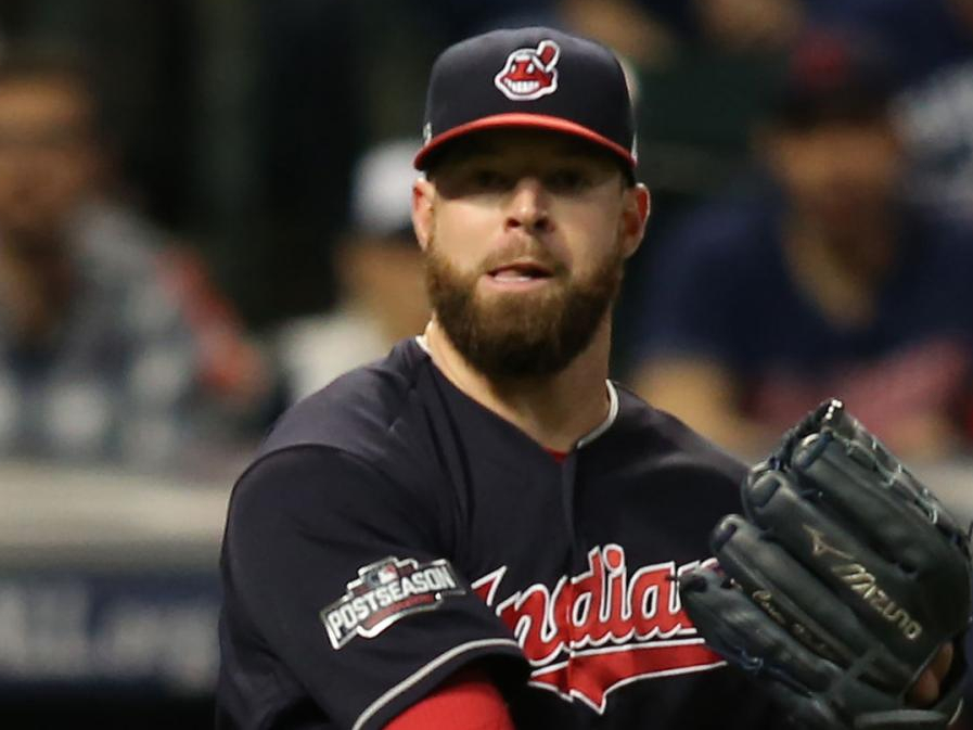 Corey Kluber Impacted