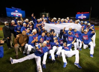 Chicago Cubs Clinched