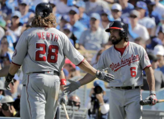 Nationals Regained Homefield Advantage