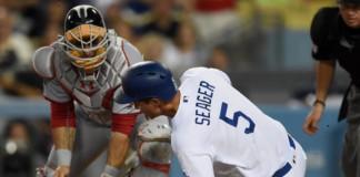 Los Angeles Dodgers vs Washington Nationals