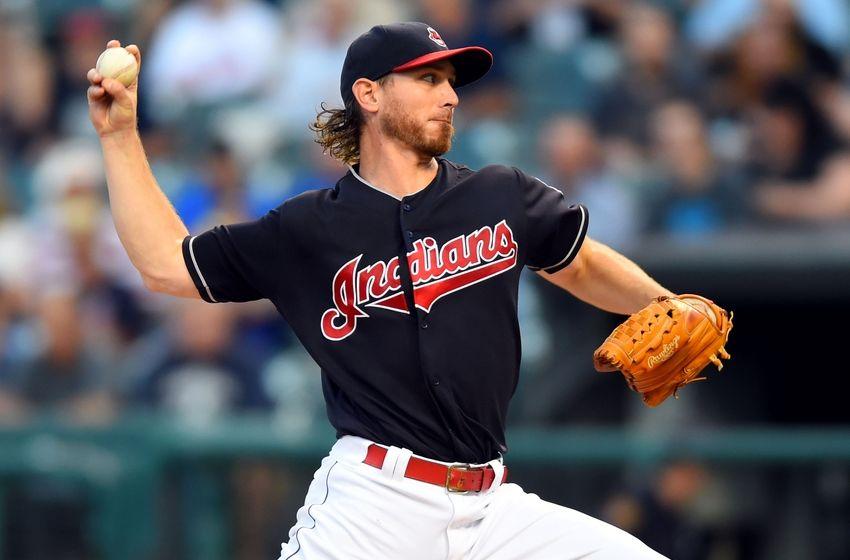 Cleveland Indians Josh Tomlin