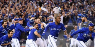 Blue Jays Swept