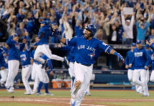 Blue Jays Walk Off