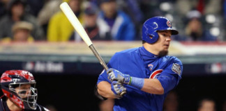 Kyle Schwarber Returns