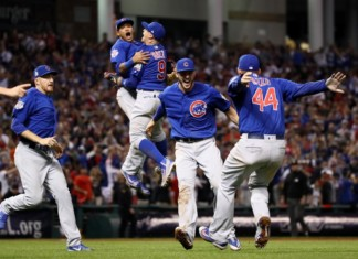 Chicago Cubs Win First World Series