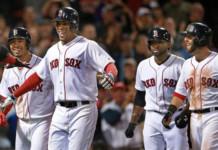 Boston Red Sox Bats