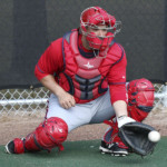 Boston Red Sox Catchers Frame Pitches