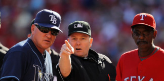 Umpire Strike Zone Changes