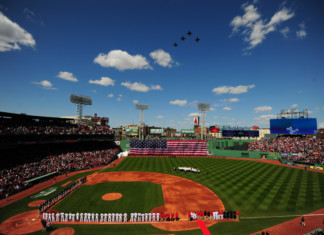 Red Sox Opening Day