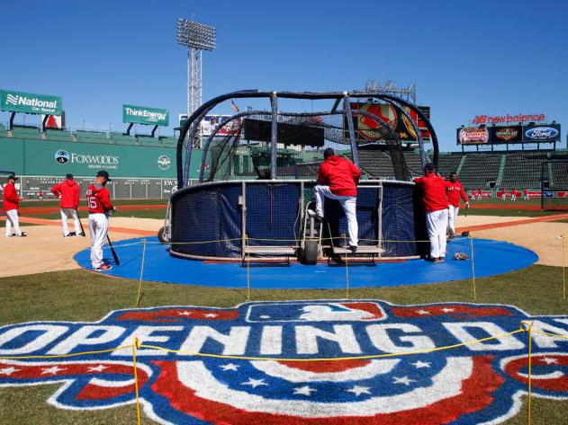 Boston Red Sox Opening Day Recap