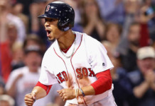 Mookie Betts Streak