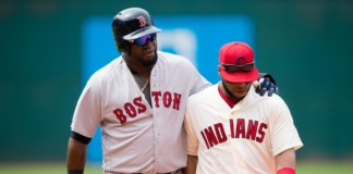 Boston Red Sox vs Cleveland Indians
